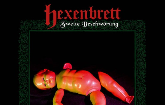 MB Premiere and Review: HEXENBRETT - 'The Spider Song'