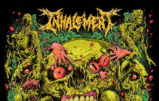 MB Premiere and Review: INHALEMENT - 'Eternally Stoned' full album stream