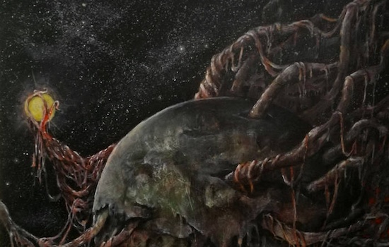 MB Premiere: ALTERED DEAD - 'Prosodemic Realms'