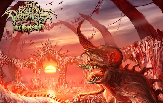 MB Premiere and Review: THE FALLEN PROPHETS - 'No End In Sight' full album stream