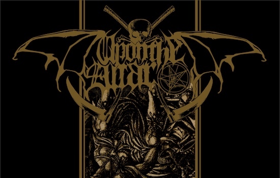 MB Premiere: UPON THE ALTAR - 'Wolfs Of Napalm'