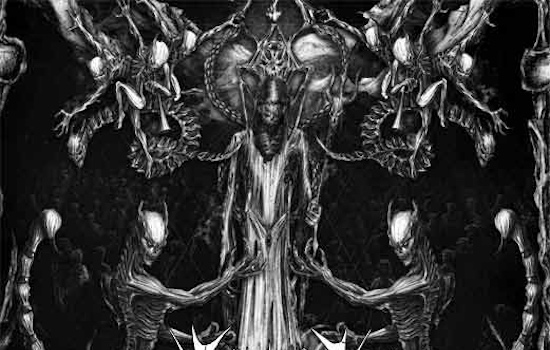 BMR: Thanksgiving Edition, aka 'Murican black metal extravaganza (MANTICORE, LEVIATHAN, BLOOD STAINED DUSK, ABYSMAL LORD, SUMMON)
