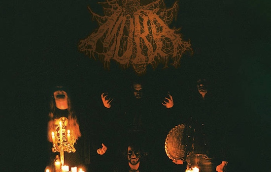 MB Premiere and Interview: MŮRA - 'Doom Invocations And Narcotic Rituals' full album stream