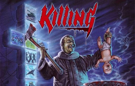 Video Watch: KILLING, AT THE GATES, PESTILENCE, INHUMAN CONDITION