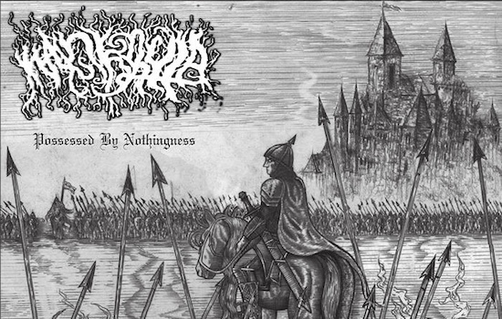 MB Premiere and Review: WALD KRYPTA - 'Possessed By Nothingness' full album stream