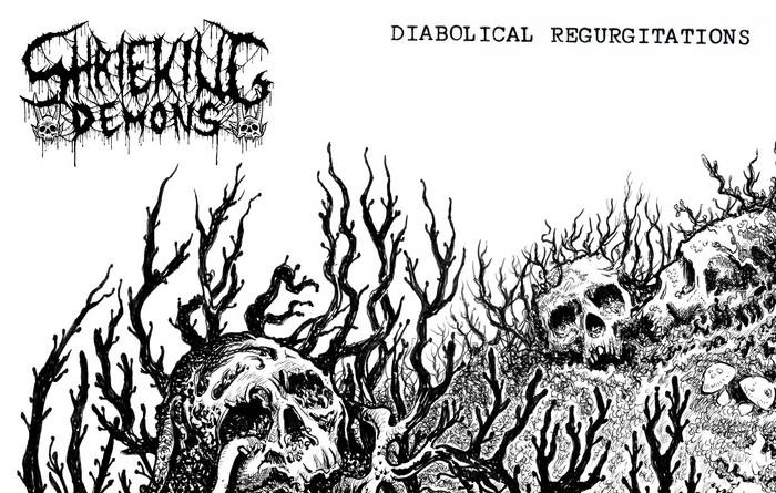 MB Premiere and Review: SHRIEKING DEMONS -