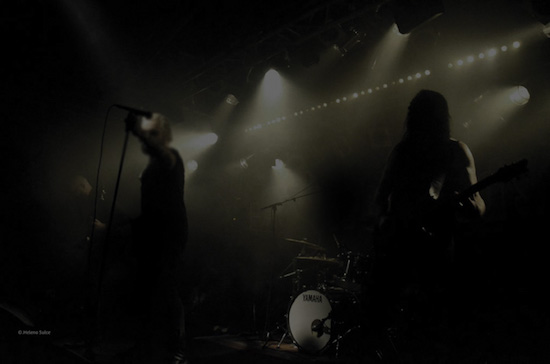 SILVER GRIME released video for title track 'Healed by the Dark'