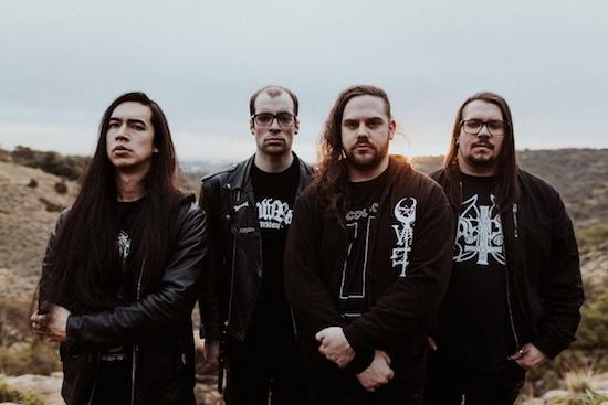 EARTH ROT unleash first single 'Dread Rebirth'