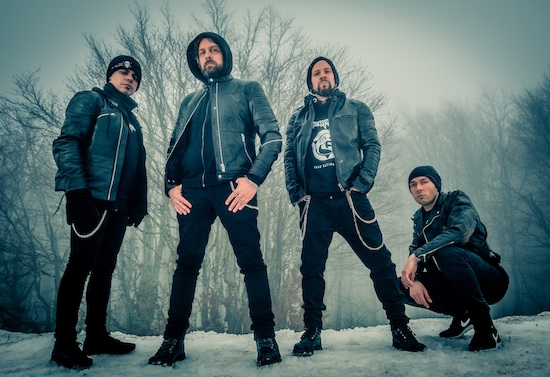 ENEMYNSIDE released new music video 'Frozen Prison Cell'