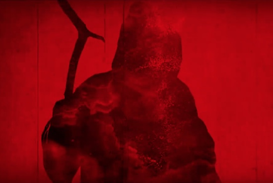 BLACK BLOOD INVOCATION unleashed lyric video for 'Evocation of the Alla Xul'
