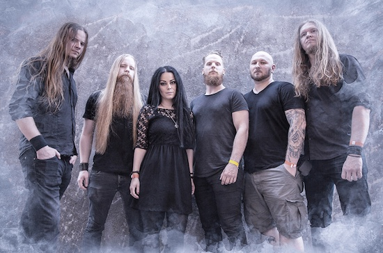 AEONIAN SORROW announce new EP with lyric video for 'One Love'