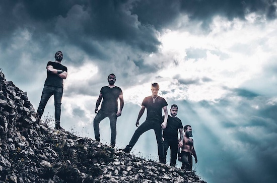 CONGIURA reveal official videoclip for 'Requiem For Humanity'