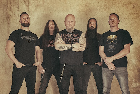SKULL CRUSHER reveal the title track 'Messiah'