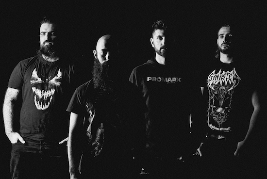 HOUR OF PENANCE unveiled pixel art music video for 'Blight And Conquer'
