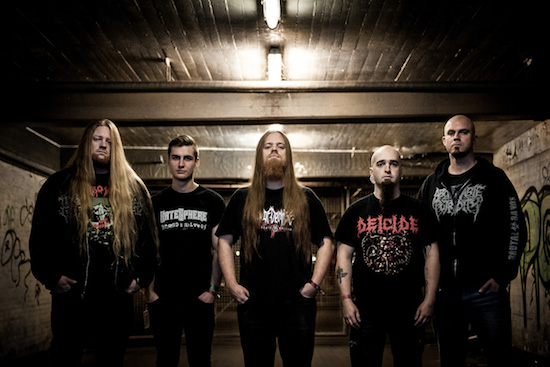 DAWN OF DEMISE present video for title track