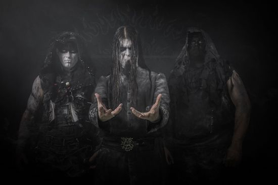 NECRONOMICON unleash first track 'Paradise Lost'