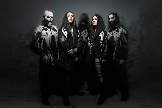 LACUNA COIL released second single and music video for 'Reckless'