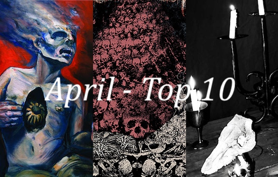 MetalBite's Top 10 Albums of the Month - April 2021