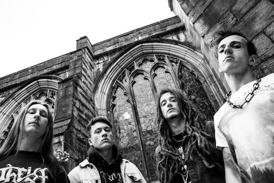 HORRIFIED unveil first track