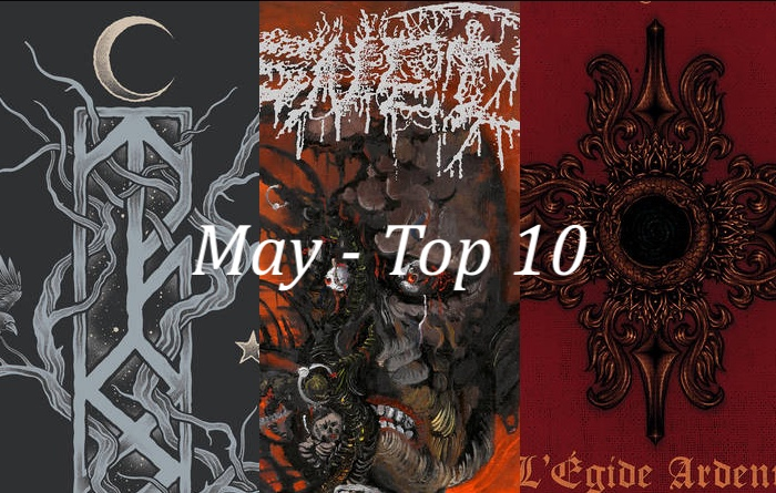 MetalBite's Top 10 Albums of the Month - May 2021