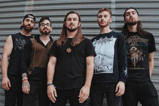 ARKAIK unleash new single 'Supernal Flame'