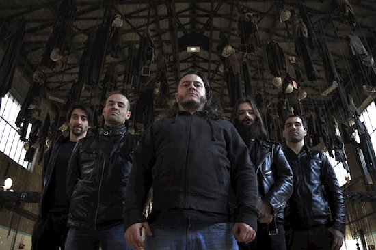 MITHRIDATIC unleashed first single 'The Night Torn From Herself'