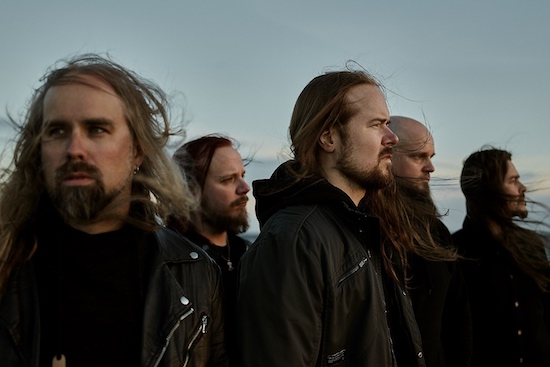 INSOMNIUM release video to