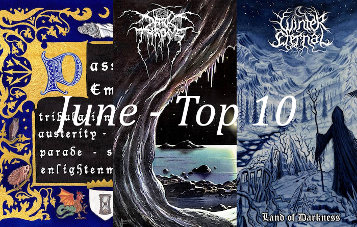 MetalBite's Top 10 Albums of the Month - June 2021