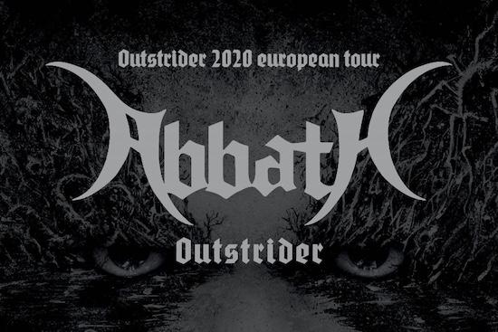 ABBATH announce European tour with VLTIMAS and 1349