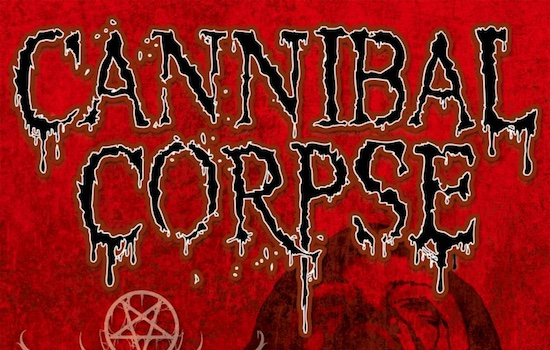 CANNIBAL CORPSE North American tour with THY ART IS MURDER and PERDITION TEMPLE