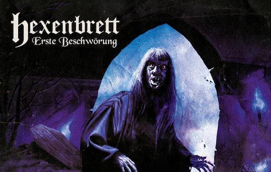 MB Premiere: HEXENBRETT - 'Erste Beschwörung' full album stream