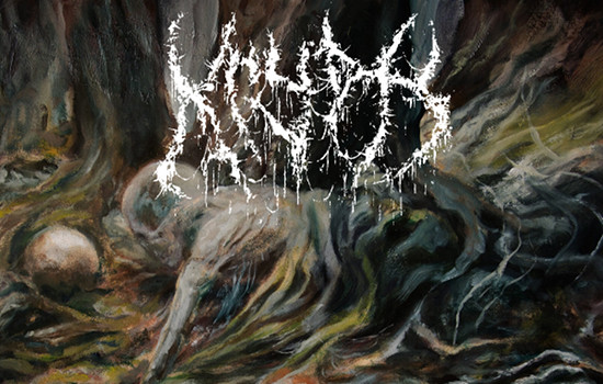 Win KRYPTS 'Cadaver Circulation' vinyl records