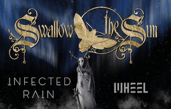 SWALLOW THE SUN announce North American Headline Tour