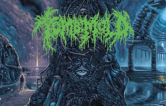 Get TOMB MOLD limited vinyl copy of 'Planetary Clairvoyance'