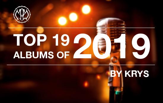 TOP 19 of 2019 - By Krys