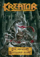 Kreator - Live Kreation - Revisioned Glory (Video/DVD)