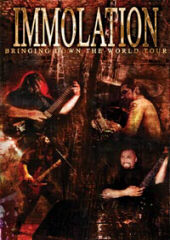 Immolation - Bringing Down The World (Video/DVD)