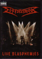 Dismember - Live Blasphemies (Video/DVD)