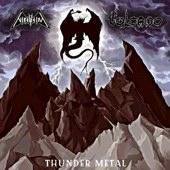 Vulcano / Nifelheim (Thunder Metal)