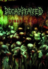 Decapitated - Human's Dust (Video/DVD)