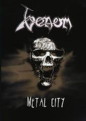Venom - Metal City