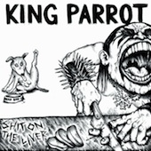 King Parrot - Genetic Lego / Shit On The Liver (Frankenbok / King Parrot)