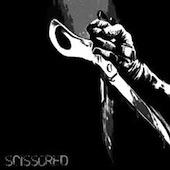 Scissored