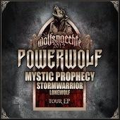 Wolfsnaechte 2012 Tour EP