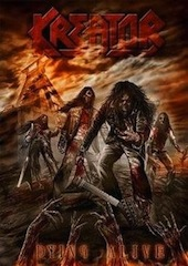 Kreator - Dying Alive (Video/DVD)