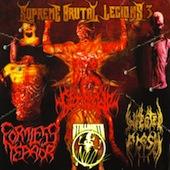 Supreme Brutal Legion Vol. 3