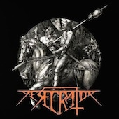Desecrator - Down To Hell