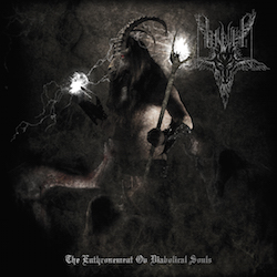 Cvinger - The Enthronement Ov Diabolical Souls