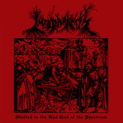 Into Darkness - Abnormal Paralysis / Shifted To The Red End Of The Spectrum