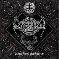 Demonical - Black Flesh Redemption